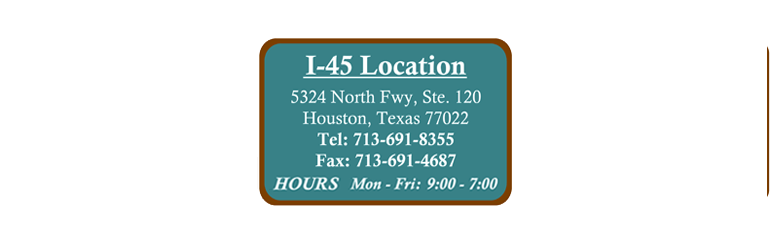 Chiropractic Clinic locations