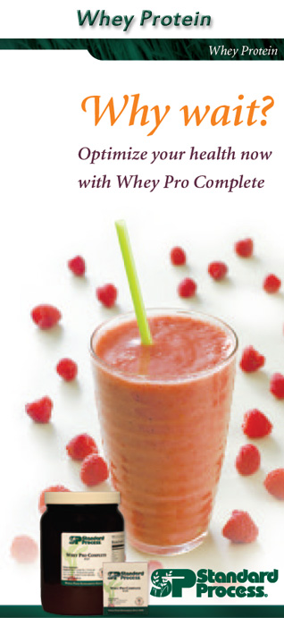 Standard Process Whey Pro Complete